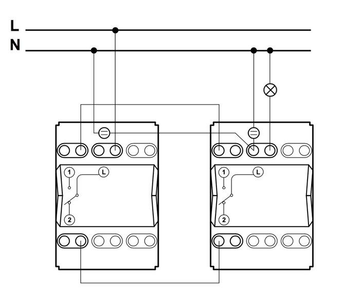 Шнайдер двухклавишный переключатель схема подключения шнайдер электрик